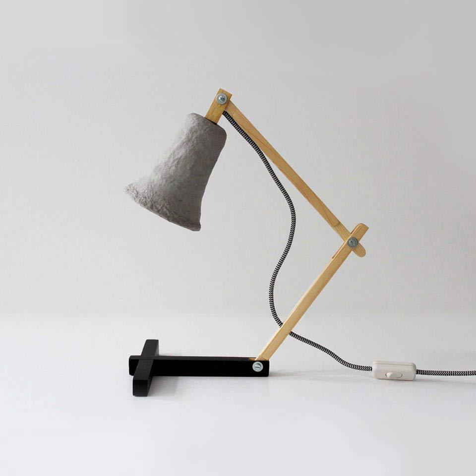 Desk lamp Metamorfozis Black