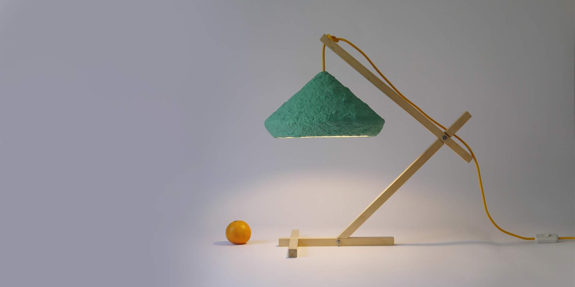 desk lamp mizuko green