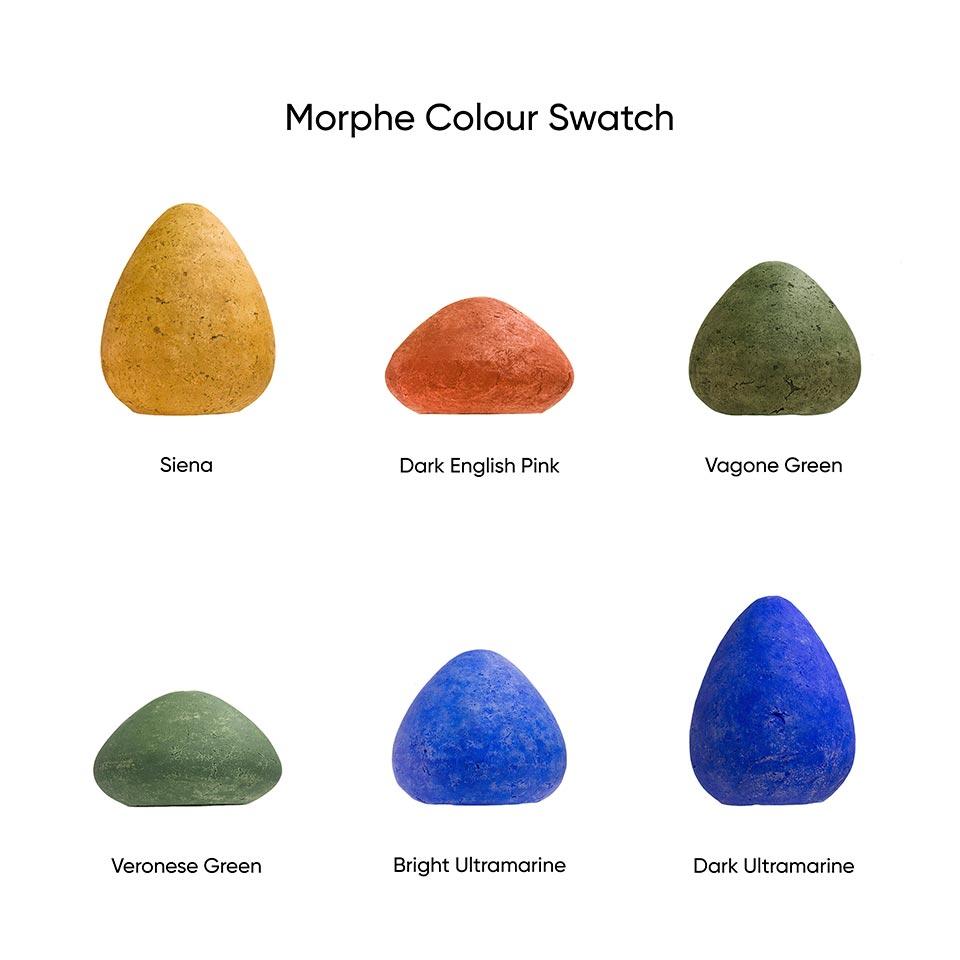 Morphe-colours
