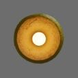 Paper-mache-lamp-Mizuko-yellow-1