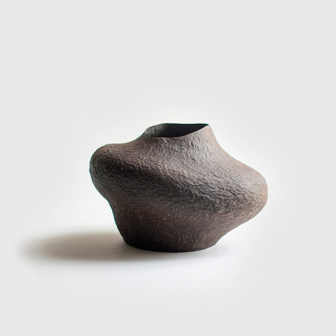 Paper mache vases 45
