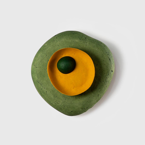 Sconce Green Veronese 1