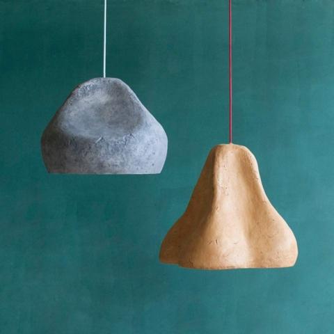 Sensi Paper Mache Lamps 4