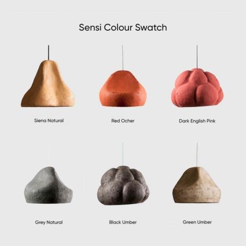 Sensi-colours