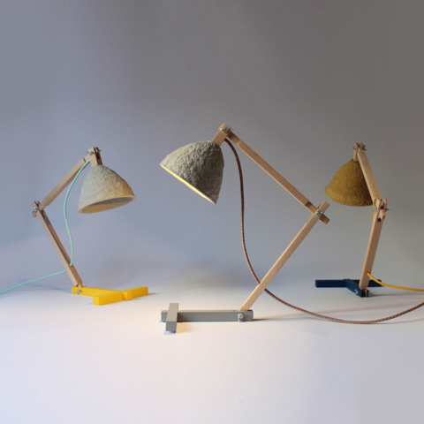 Table lamp Metamorfozis