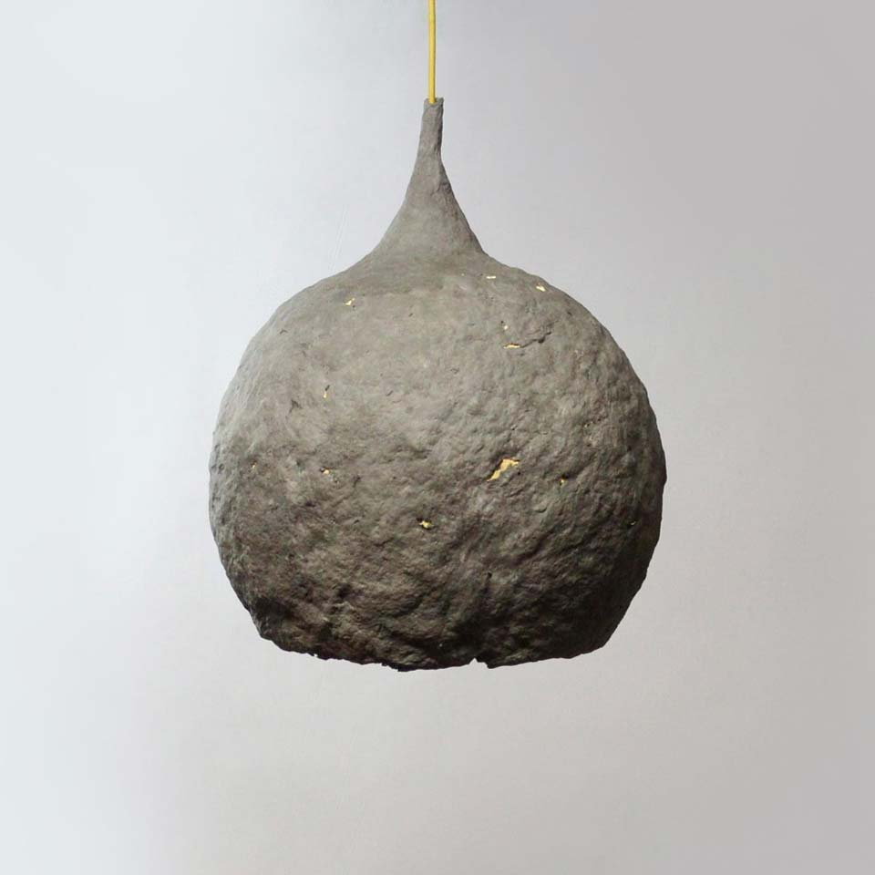 crea_Re_paper_pulp_Pendant_drop_lamp_2