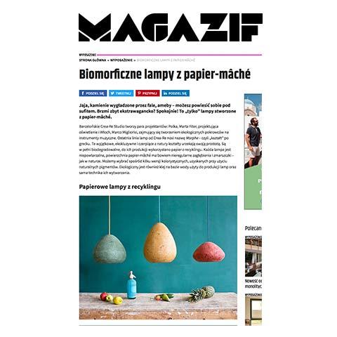 magazif 1