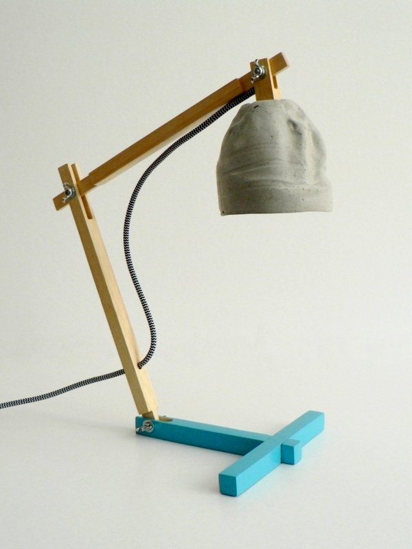 """Metamorfozis"" desk lamp"