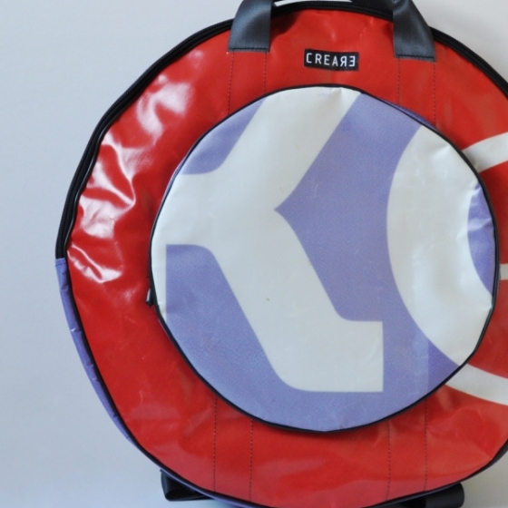 Eco drum cymbals soft case