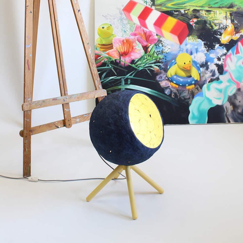 Floor lamp Pluto