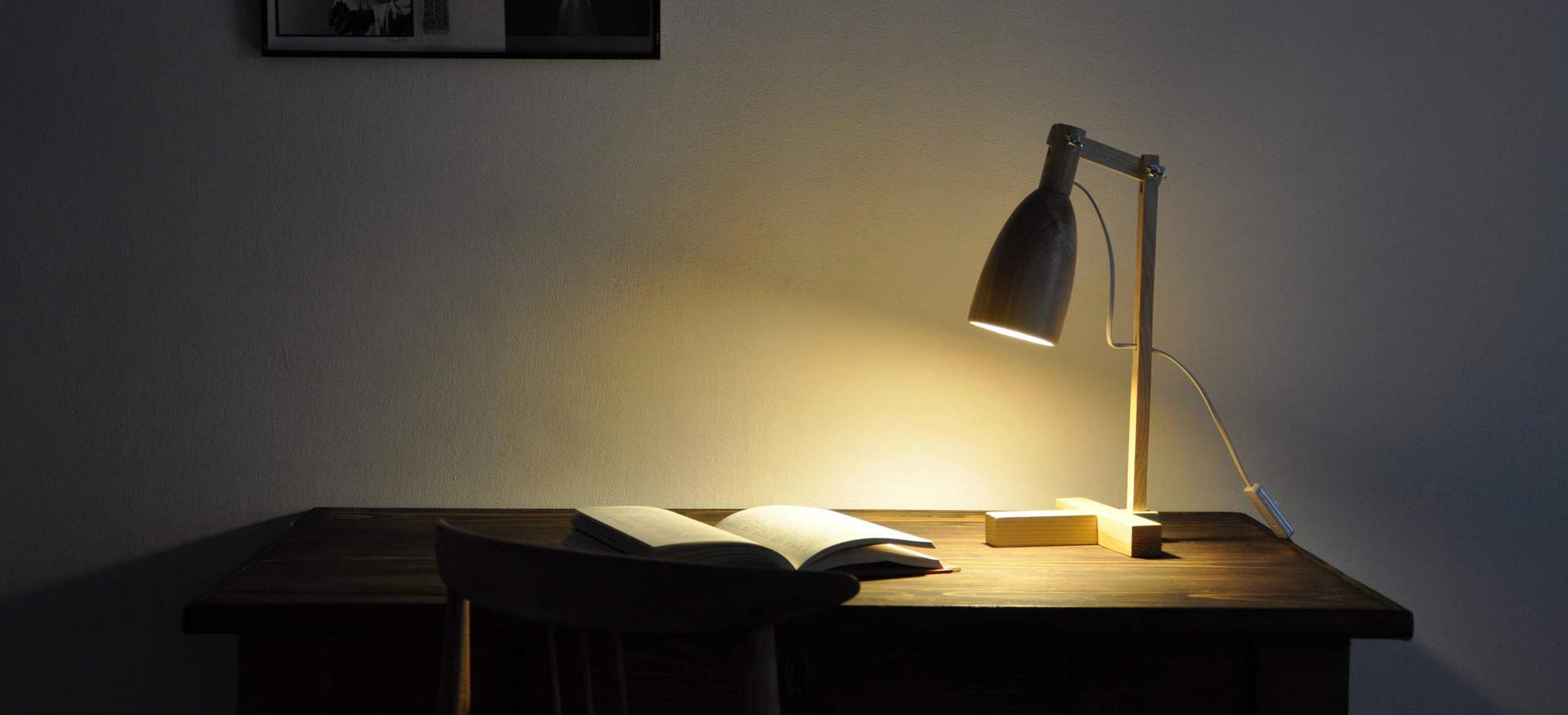 Fingerprint desk lamp - crea-re.com - eco design by Crea-Re Studio based for Desk Lamp Photography  75tgx